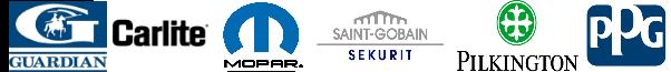 Auto Glass Company Logos