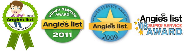 Nu-Pro Mobile Auto Glass Angie's List Super Service Awards